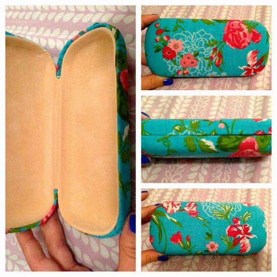 DIY Sunglass Case Ideas 15