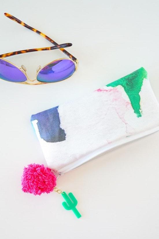 DIY Sunglass Case Ideas 33