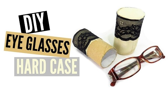 DIY Sunglass Case Ideas 9