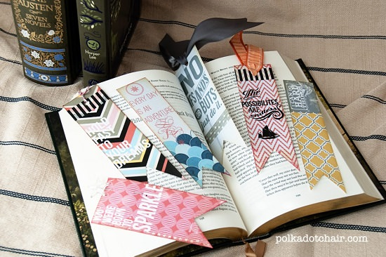 Rhonna Design Art Bookmarks
