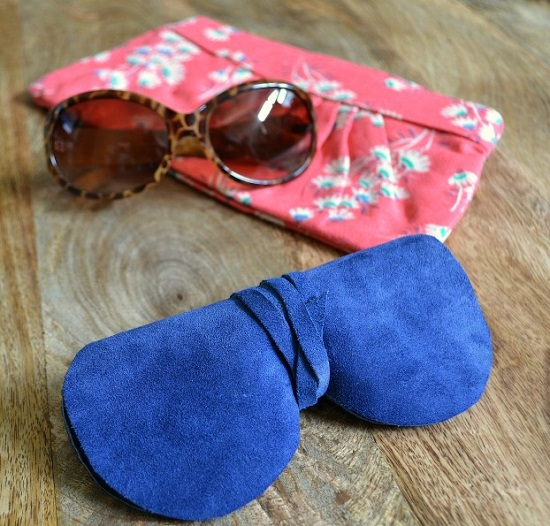 DIY Sunglass Case Ideas 20