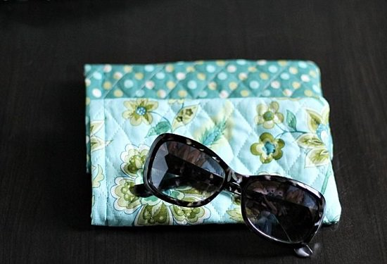 DIY Sunglass Case Ideas 38
