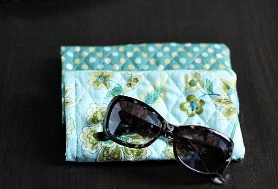 DIY Sunglass Case Ideas 38