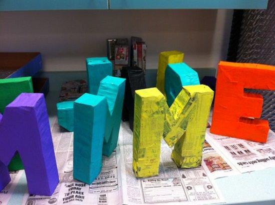 DIY Paper Mache Ideas 2