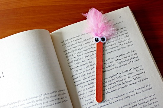 Labyrinth Fireys Bookmark