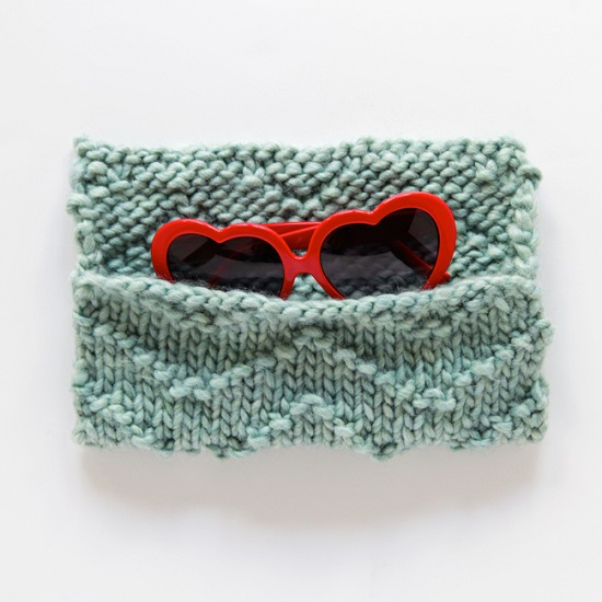 DIY Sunglass Case Ideas 2