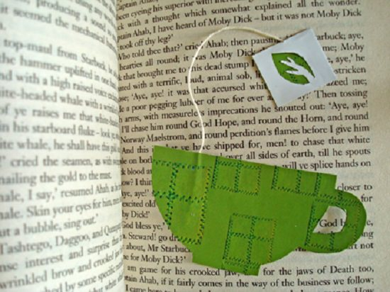 Cup Bookmark