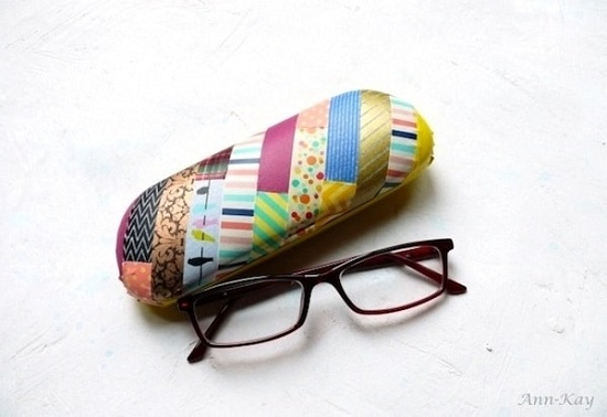 DIY Sunglass Case Ideas 5