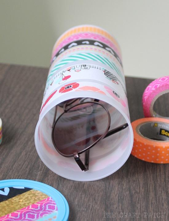 DIY Sunglass Case Ideas 18