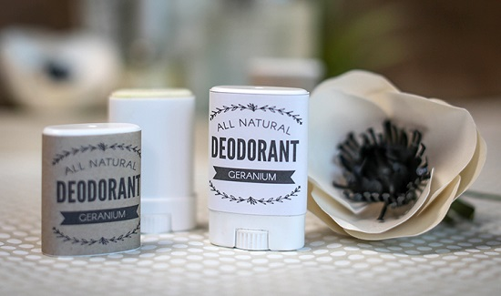 homemade deodorant bar 16