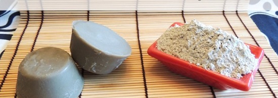 homemade deodorant bar 9