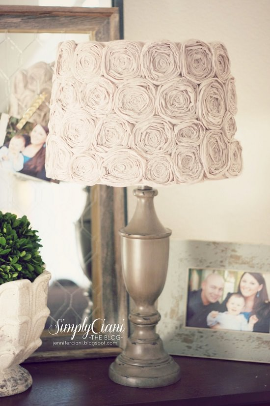 Easy DIY Lamp Ideas 12