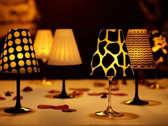 Easy DIY Lamp Ideas 13