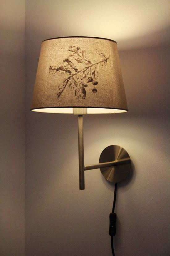 Easy DIY Lamp Ideas 14
