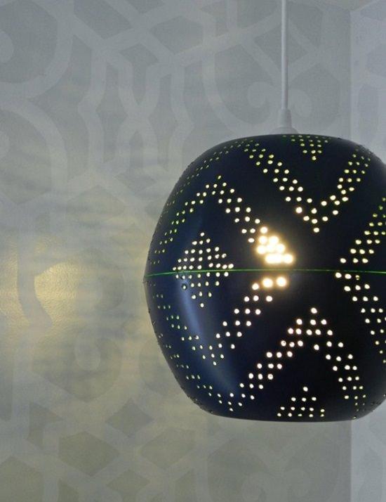 Easy DIY Lamp Ideas 21