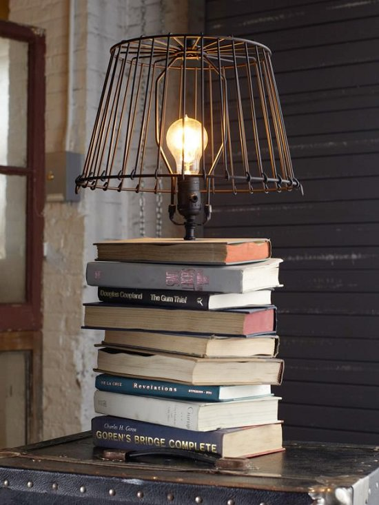 Easy DIY Lamp Ideas 23