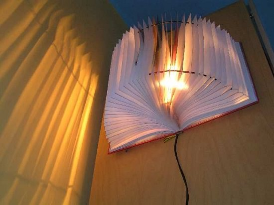 Easy DIY Lamp Ideas 25