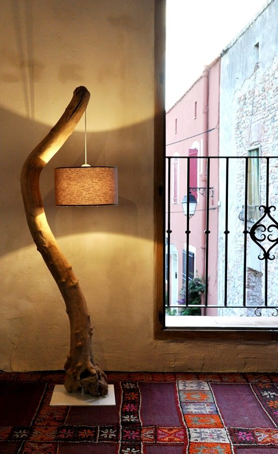 Easy DIY Lamp Ideas 26
