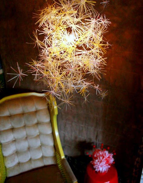 Easy DIY Lamp Ideas 27