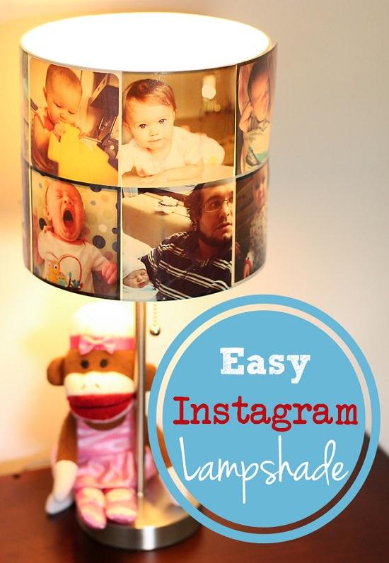 Easy DIY Lamp Ideas 30