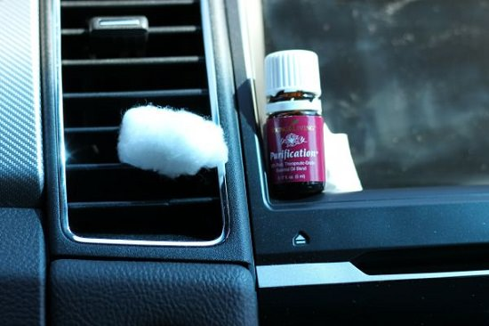 Young Living Essential Oils Car Air Freshener 14
