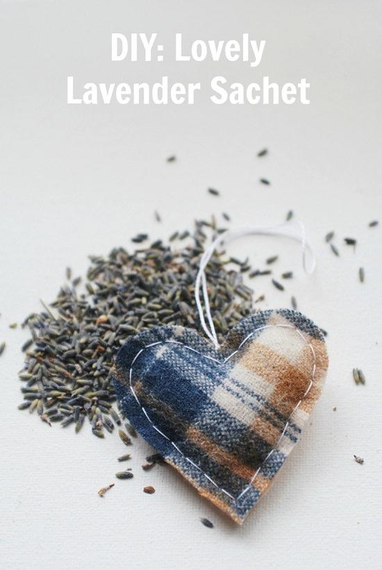 DIY Lovely Lavender Sachet Freshener 16