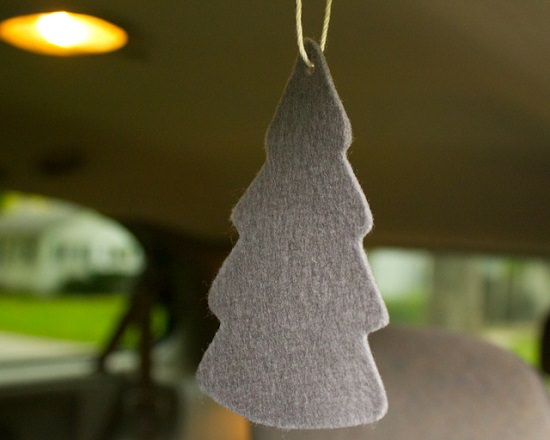 Classic Tree Car Freshener 19