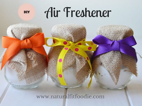 Homemade Car Air Freshener Recipes 2