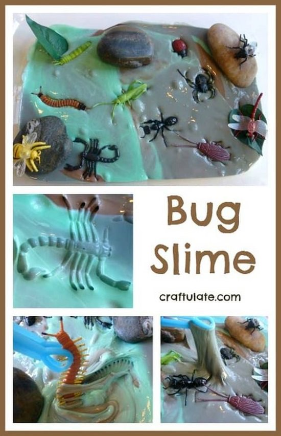 Easy to Make Slime Recipes 7