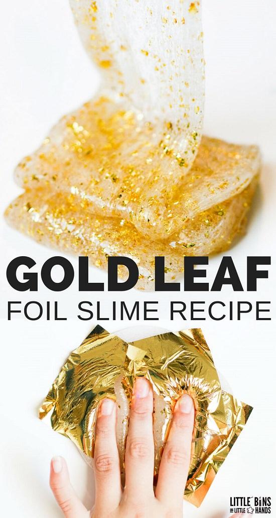 Easy to Make Slime Recipes 10