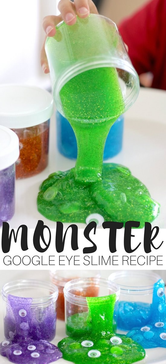 Easy to Make Slime Recipes 13