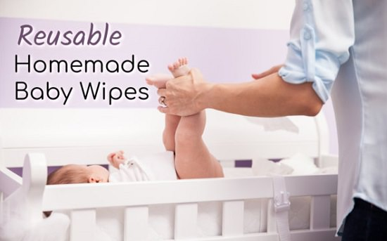 DIY Baby Wipes 2