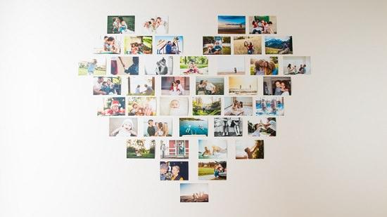DIY memory wall ideas 4
