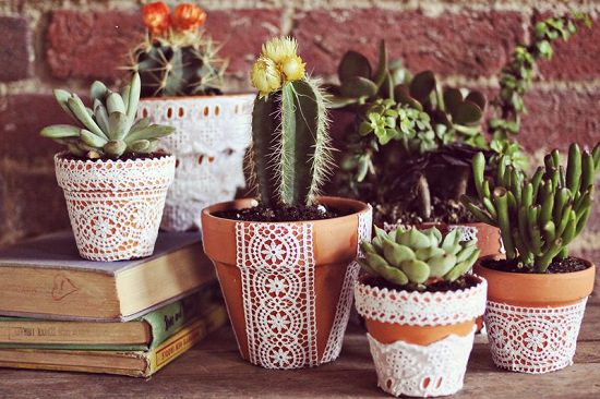 DIY Pot Painting Ideas 7