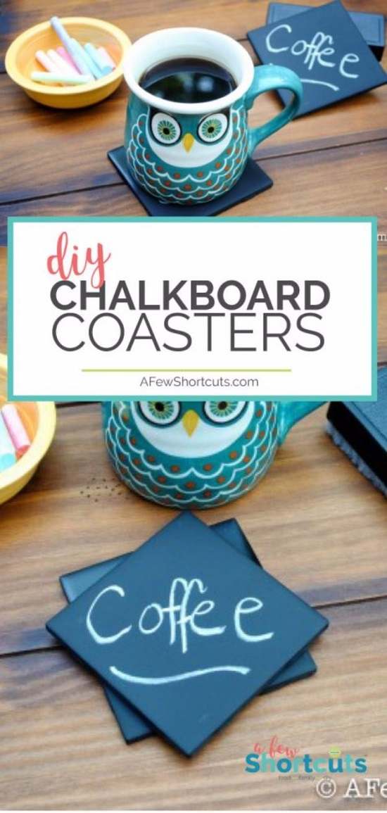 chalkboard Coffee Decor Ideas