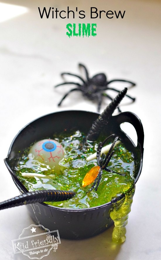 Witch's Brew Slime