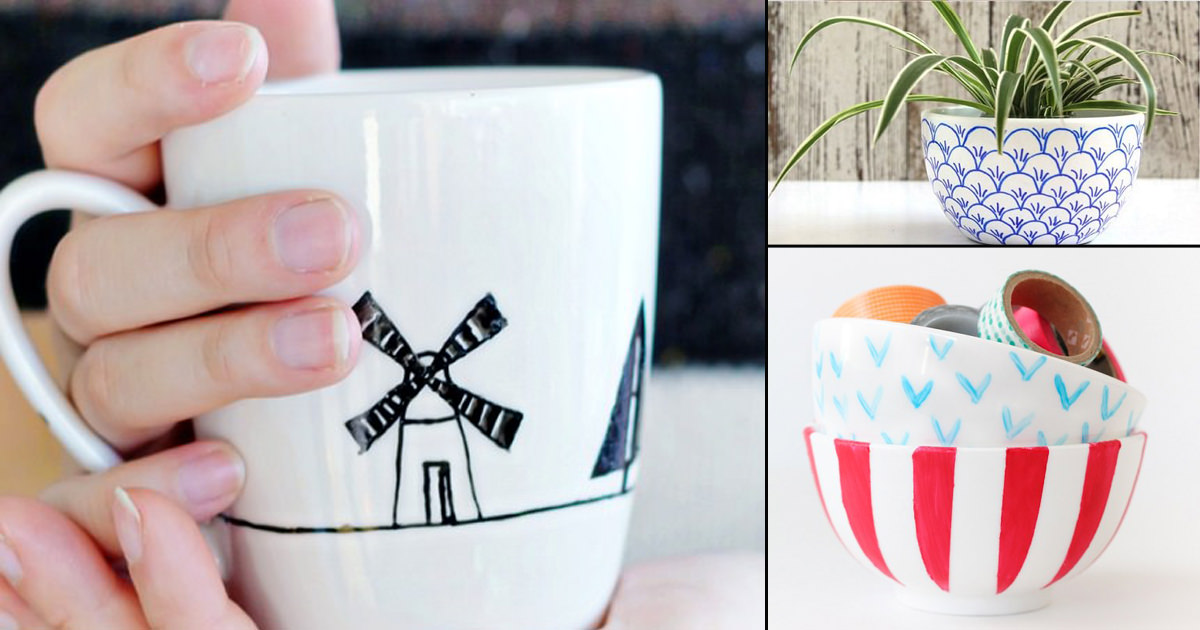 15 Inspiring Ceramic Painting Ideas You Ll Love To See Cradiori