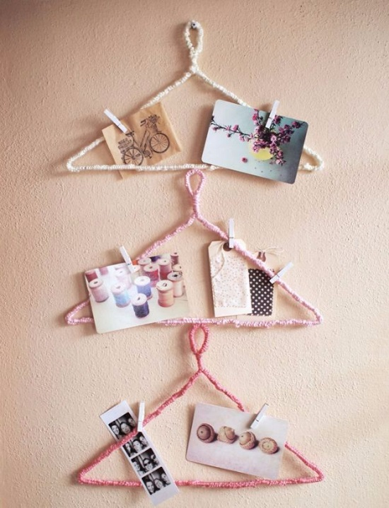 picture crafts to do with yarn
