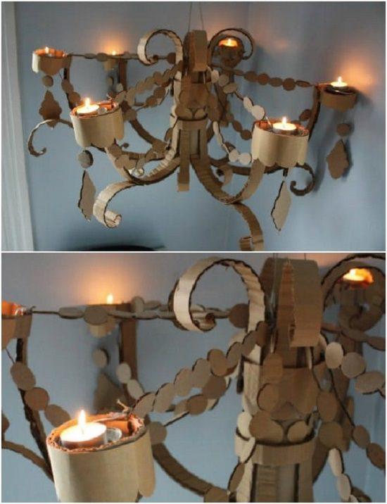 room decor ideas with cardboard 12