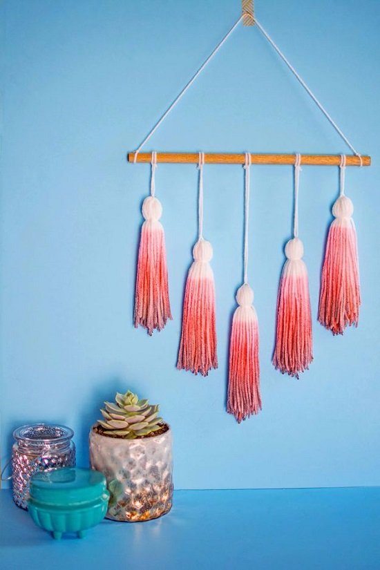 yarn craft idea for adult
