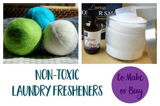 diy Laundry Fresheners