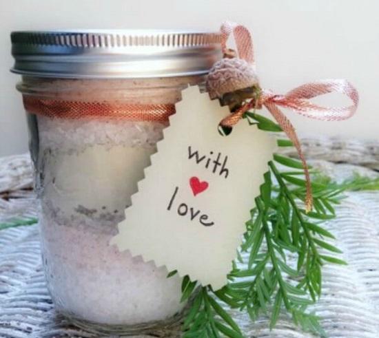 40 DIY Homemade Bath Salts Recipes for