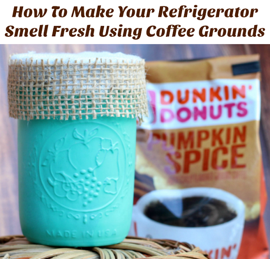 Coffee Grounds Refresher