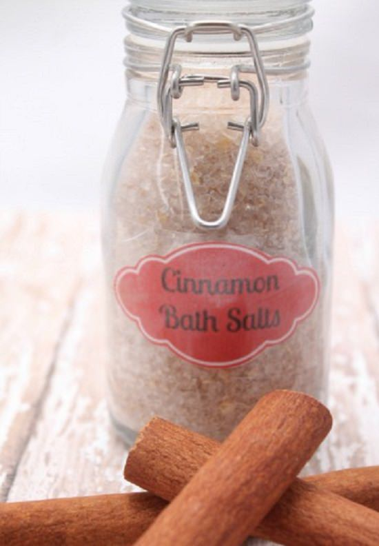 Homemade Bath Salts Recipes 2