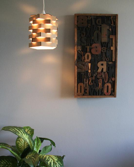 room decor ideas with cardboard 13