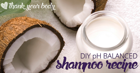 Homemade Shampoo Recipe 5
