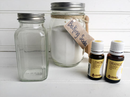 DIY Fridge Freshener 1