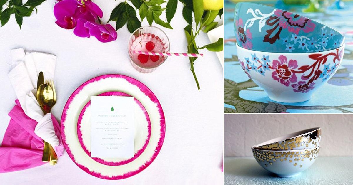 15 Diy Pottery Painting Ideas For Decorative Utensils Cradiori