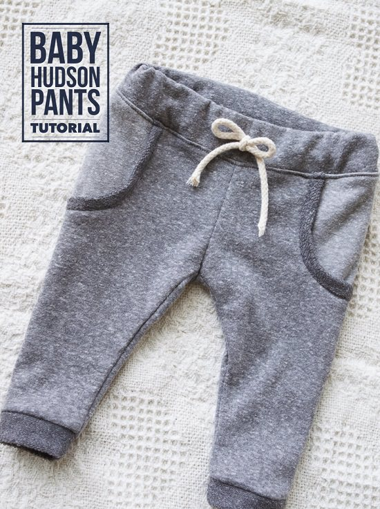 Baby Hudson Pants