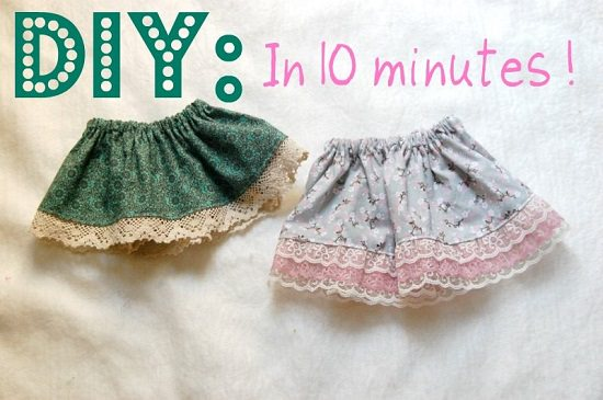 Easy DIY Baby Clothes 5